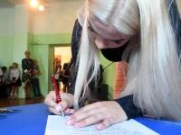 009 Koolirahu lepingu sõlmimine Sindi gümnaasiumis. Foto: Urmas Saard