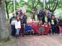 """Koostööprojekt \""""Ühist ajalugu taaselustades\"""" Lätis. Foto: Viire Talts"""