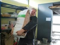 005 Krulli kohvik küpsetab Sindi laadapäevaks. Foto: Urmas Saard