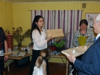 004 Sünnipäevatervitused Tänassilma näiteringilt Pupud Jukud. Foto: Marko Vilu