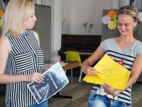 003 Kümne riigi osalusel toimuv koolitus Pärnu Nooruse majas. Foto: Urmas Saard