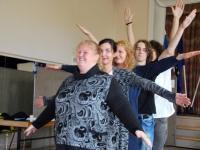 004 Kümne riigi osalusel toimuv koolitus Pärnu Nooruse majas. Foto: Urmas Saard