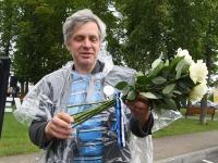5 Küüditamise 79. aastapäeval Vievises. Foto: Urmas Saard / Külauudised