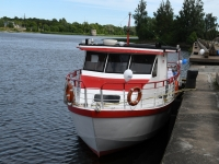 001 Laevasõidul Pärnu jõel. Foto: Urmas Saard