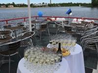 003 Laevasõidul Pärnu jõel. Foto: Urmas Saard
