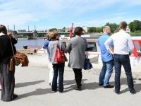 009 Laevasõidul Pärnu jõel. Foto: Urmas Saard