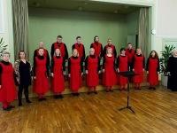 Lagedi segakoor Rae kultuurikeskuses. Foto: kultuur.rae.ee