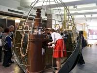 007 Laima šokolaadimuuseumis. Foto: Urmas Saard