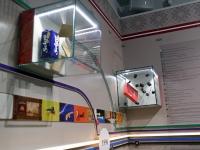 008 Laima šokolaadimuuseumis. Foto: Urmas Saard