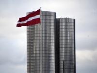 002 Läti Vabariigi 100. aastapäeva paraad Riias. Foto: Urmas Saard