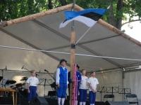 001 Laulupäev Üle Maarjamaa Pärnus. Foto: Urmas Saard