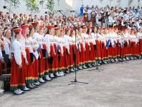 003 Laulupäev Üle Maarjamaa Pärnus. Foto: Urmas Saard