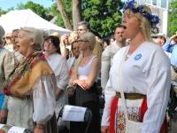 004 Laulupäev Üle Maarjamaa Pärnus. Foto: Urmas Saard