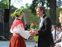 006 Laulupäev Üle Maarjamaa Pärnus. Foto: Urmas Saard