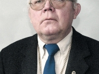 LC Jõgeva kahekordne president Kalle Piiskoppel (1958-2018). Foto: LC Jõgeva
