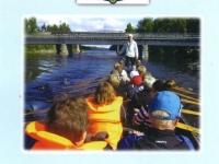 Raamat, mille Jõgeva lionsklubile kinkis Keuruu lionsklubi. Foto: Jaan Lukas