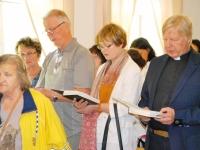 005 Leeriõnnistmine EELK Sindi koguduses. Foto: Urmas Saard