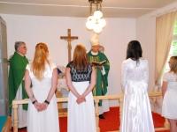 009 Leeriõnnistmine EELK Sindi koguduses. Foto: Urmas Saard
