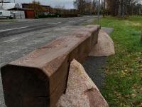 5 Levikivi istepink Sindis. Foto: Urmas Saard / Külauudised