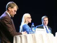 018 Linnapea kandidaadid Pärnu väärikate ees. Foto: Urmas Saard