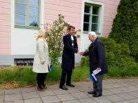 002 Lipu päeva tähistamine Kuberneri aias. Foto: Marko Šorin