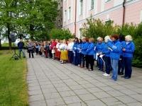 004 Lipu päeva tähistamine Kuberneri aias. Foto: Marko Šorin