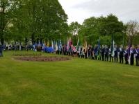 007 Lipu päeva tähistamine Kuberneri aias. Foto: Marko Šorin