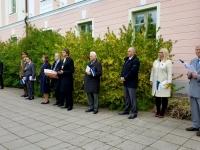 009 Lipu päeva tähistamine Kuberneri aias. Foto: Marko Šorin