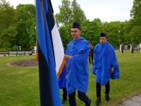 014 Lipu päeva tähistamine Kuberneri aias. Foto: Marko Šorin