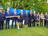 015 Lipu päeva tähistamine Kuberneri aias. Foto: Marko Šorin