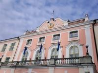 018 Lipu päeva tähistamine Kuberneri aias. Foto: Marko Šorin
