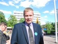 013 Lipu päeva tähistamine Rüütli platsil ja rongkäiguga. Foto: Urmas Saard