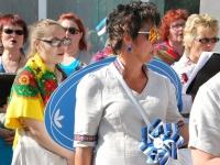 015 Lipu päeva tähistamine Rüütli platsil ja rongkäiguga. Foto: Urmas Saard