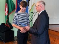013 Lipu seltsi ja Sindi gümnaasiumi tänupäev. Foto: Urmas Saard