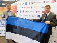 001 Siim Sukles ja Jüri Trei. Foto: Eesti Olümpiakomitee