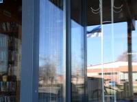 001 Lipud Sindi asutustel. Foto: Urmas Saard / Külauudised
