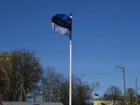 002 Lipud Sindi asutustel. Foto: Urmas Saard / Külauudised
