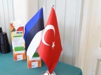 007 Lõppenud Türgi nädalal tänati osalejaid ja abilisi. Foto: Urmas Saard