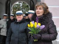 005 Lüdigi mehed laulsid kevadele. Foto: Urmas Saard