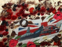 004 Maakondlik Briti päev Sindi gümnaasiumis. Foto: Maris Voltein