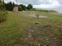 1 Mälestusmärk Puise rannas. Foto: Heiki Magnus