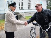 007 Mälestussammas Tšornobõli meestele. Foto: Urmas Saard