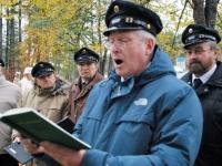 012 Mälestussammas Tšornobõli meestele. Foto: Urmas Saard