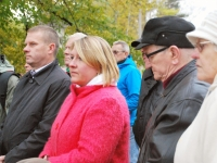 022 Mälestussammas Tšornobõli meestele. Foto: Urmas Saard