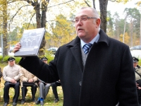027 Mälestussammas Tšornobõli meestele. Foto: Urmas Saard