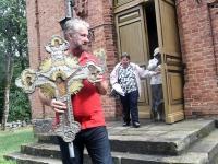 007 Mälestustahvlite avamine EAÕK Tahkuranna kirikus. Foto: Urmas Saard