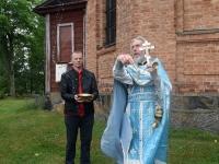 010 Mälestustahvlite avamine EAÕK Tahkuranna kirikus. Foto: Urmas Saard
