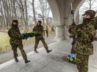 009 Mälestustseremoonia kaitseväe kalmistul. Foto: Stenbocki maja