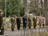 010 Mälestustseremoonia kaitseväe kalmistul. Foto: Stenbocki maja