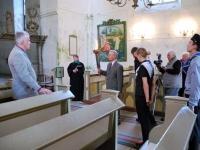 15 Mälestustuli Ridala kirikus